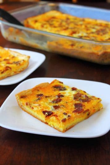 Sunday Breakfast Casserole