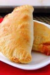 Pepperoni Pizza Hand Pie