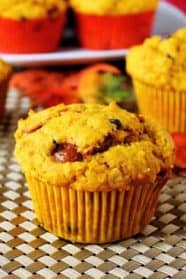 Special Pumpin Muffin