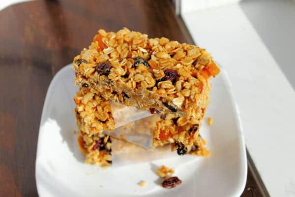 Almond Granola Bar
