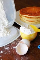 Easy Pancake Mix