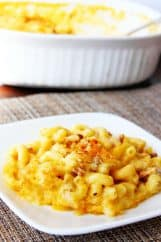 Ultimate Bacon Macaroni and Cheese