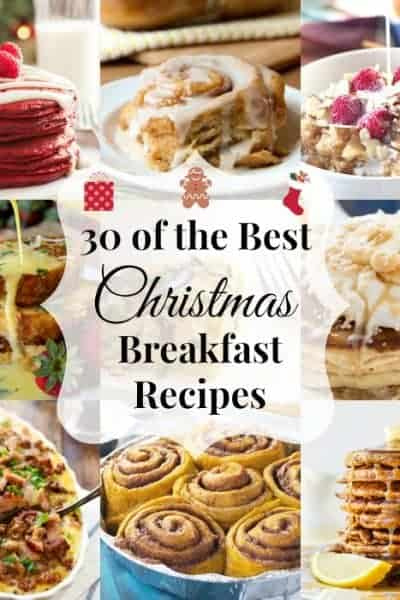30 of the Best Christmas Breakfast Recipes