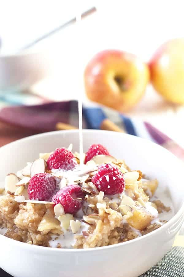 ... apple cinnamon breakfast rice slow cooker apple cinnamon breakfast