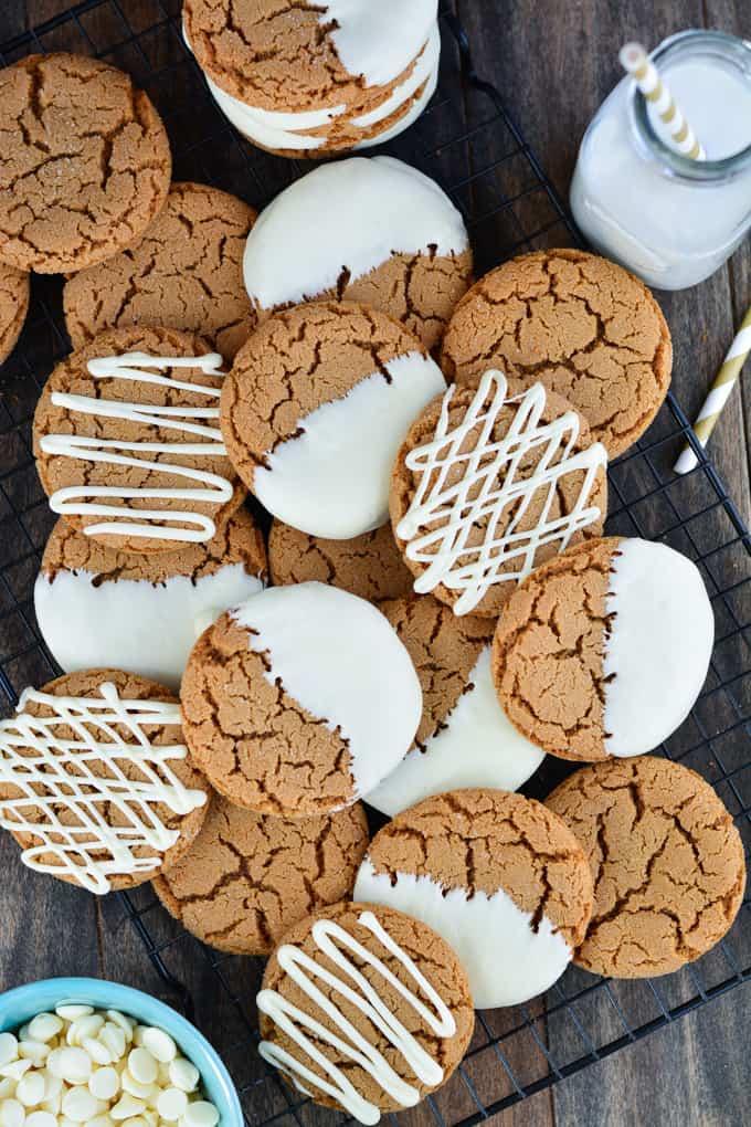 White Chocolate Cranberry Coconut Biscotti