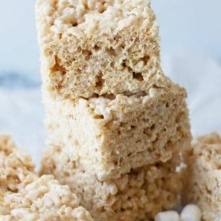 Chewy Rice Krispie Treats