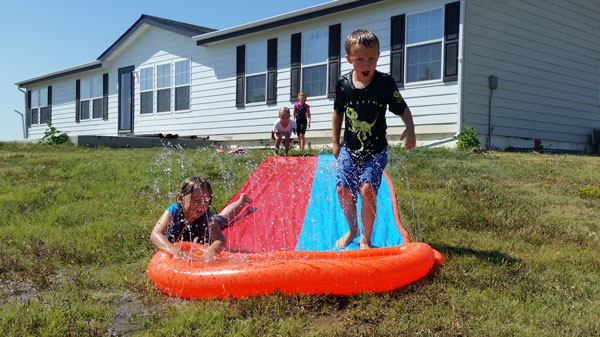 Kids-on-water-slide 1