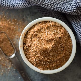 Homemade Pork Dry Spice Rub
