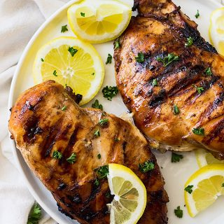 Simple Marinade for Chicken