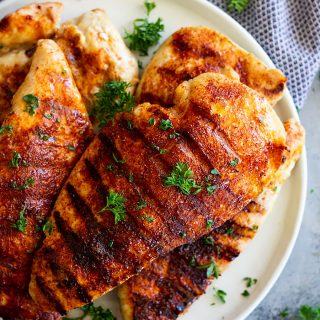 Sweet BBQ Rub For Chicken